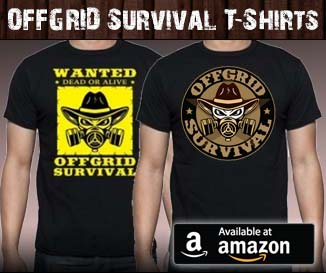 OFFGRID Survival T-Shirts