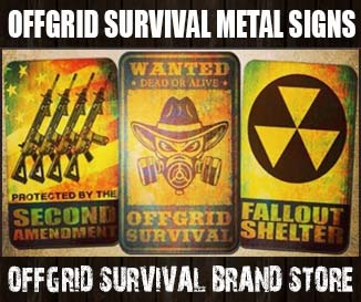 OFFGRID Tactical Sign Store