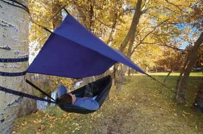Wilderness Tarp over Hammock