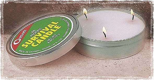 Coghlans Survival Candle
