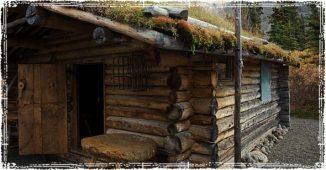 Dick Proenneke's Alaskan Cabin