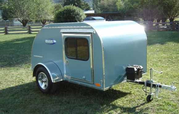 adventure teardrop travel trailer