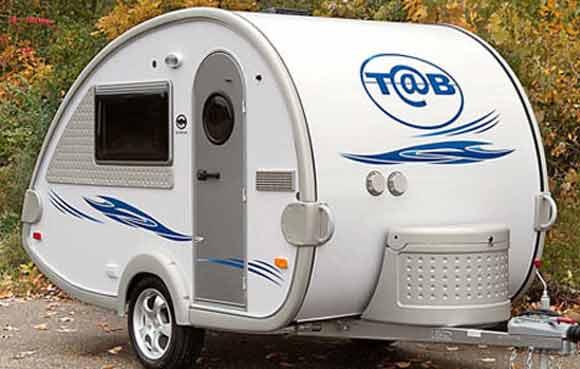 T&B trailer
