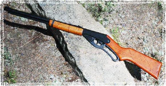 survival item pellet guns