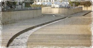 The Los Angeles River System