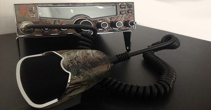 CB Radio Base Station