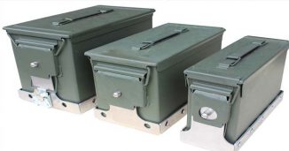Ammo Storage Cans