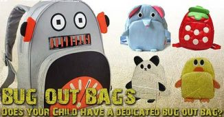 Bug Out Bags for Children