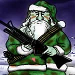 Santa the Survivalist