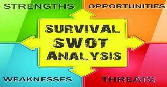 Survival SWOT Analysis