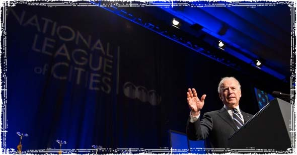 National League of Cities annual conference