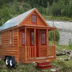 Tiny Home Near a River
