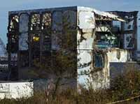 Japan's damaged reactor building 4
