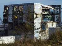 Japan's damaged reactor building 4
