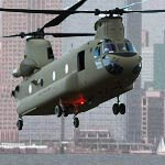 chinook helicopter over new jersey