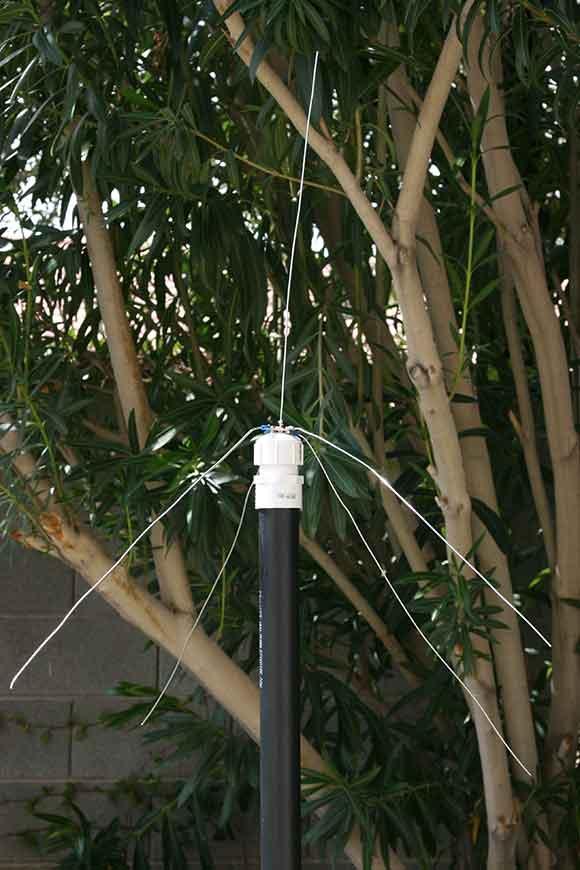 2meter 1/4 wave antenna