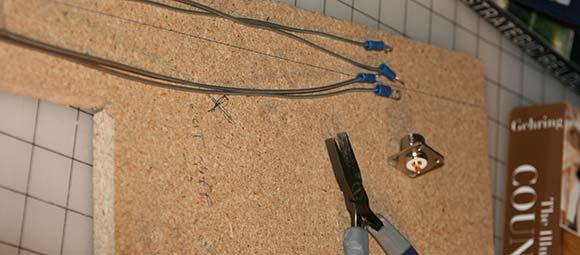 antenna wire elements