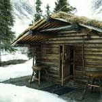survival retreat cabin