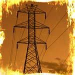 Power Grid Lines