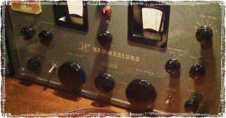 Old Ham Radio