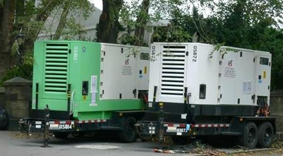 Generators for the New York Marathon