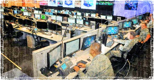 Military Cyberwar Center