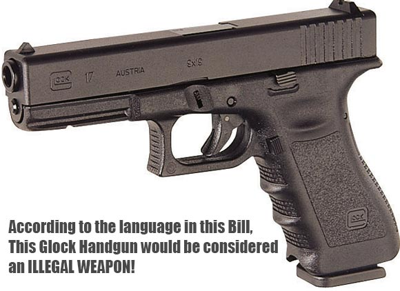 Senate Coming After Guns: Feinstein Bill Comes After Most Handguns
