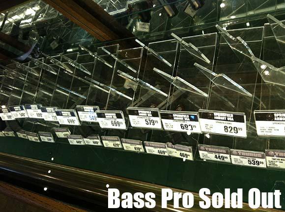 Bass Pro Handguns