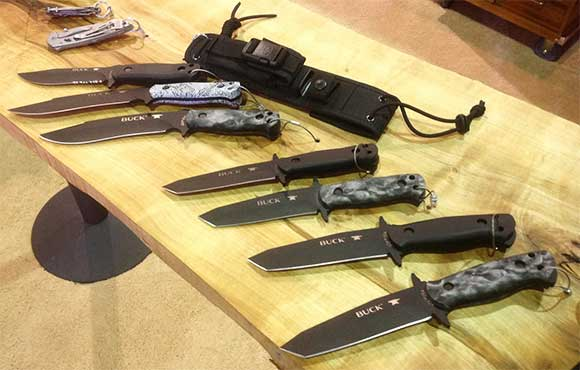 BUCK Survival Knives