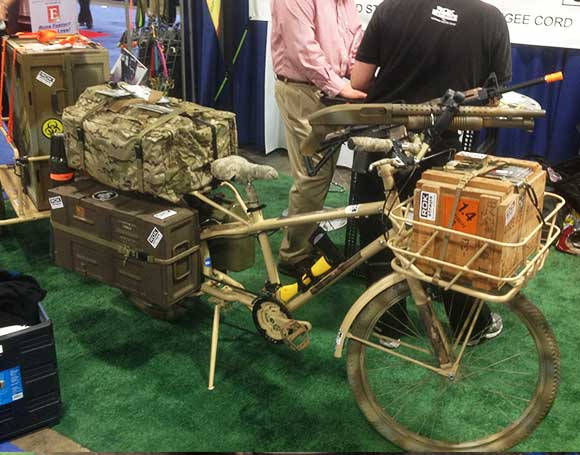 Bug Out Cart : Shot show highlights a recap from the