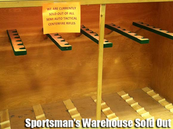 Sportsman's Warehouse Gun Case