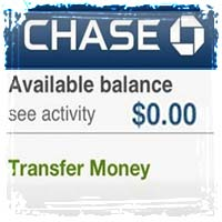 Chase Denies it was Hacked: Customer's Bank Accounts Temporarily Wiped Out