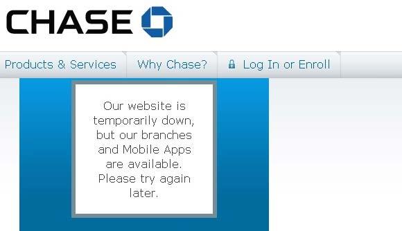 Chase DOS Attack Screenshot