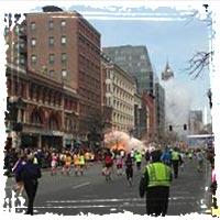 Terror Attack? Two Bombs go off at Boston Marathon