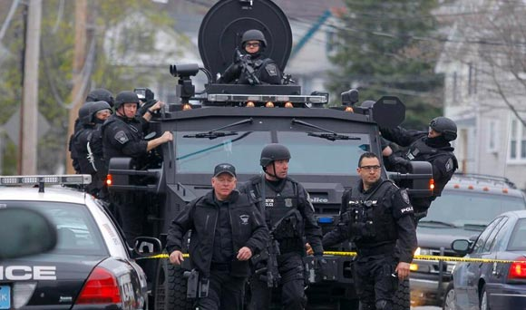 Boston Swat Teams