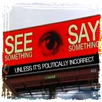 See Something, Say Something? NO DO SOMETHING!