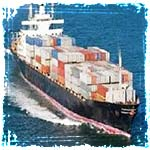 Ship Imoriting Chinese Goods