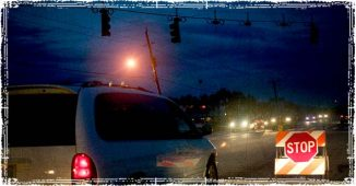 Power Outage on the Road