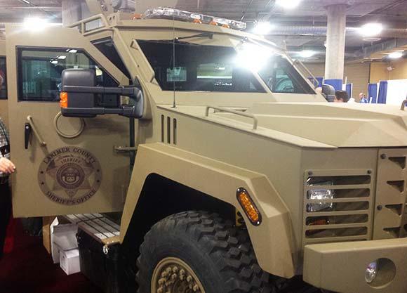 Larimer County MRAP