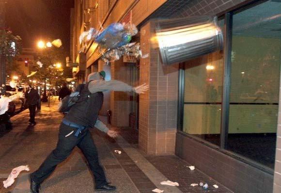 Oakland Riot