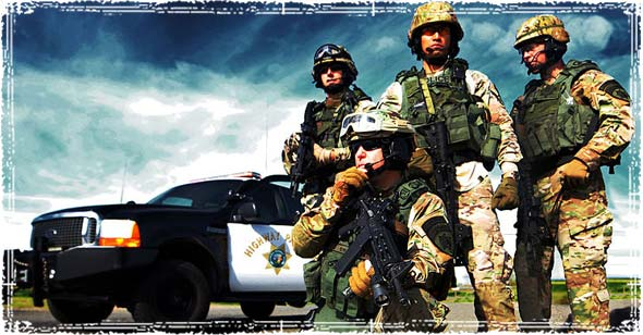 Militarized Police Force