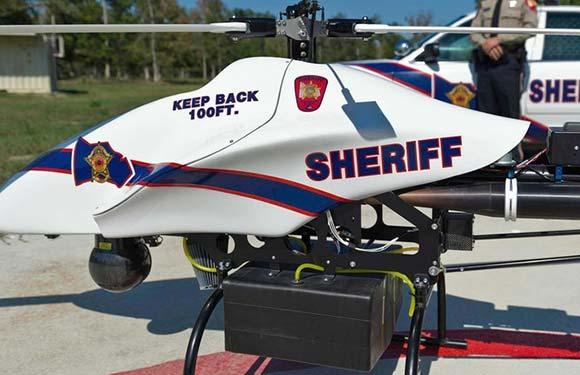 Shadowhawk Police Drone