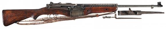Model 1941 Johnson Rifle