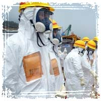 Fukushima Nuclear Plant Leaking Radioactive Materials into the Ocean for over Two Years.