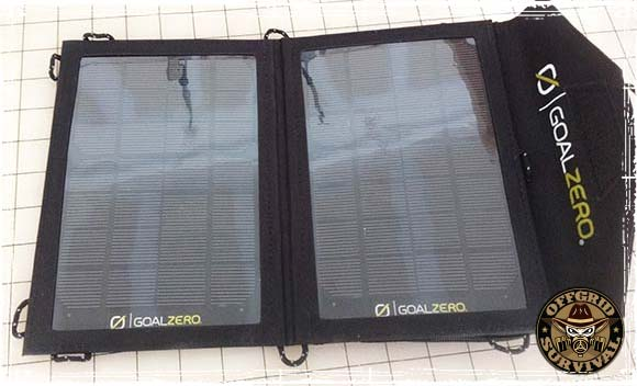 GoalZero Soalr Panels