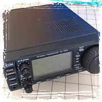 ICOM Ham Radio