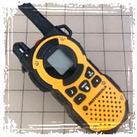 Motorola MS350R Talkabout