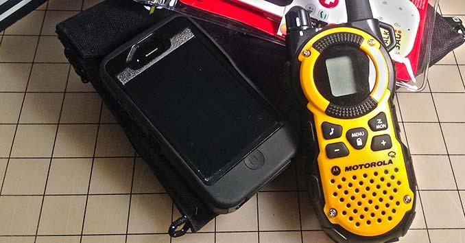 Motorola MS350R Talkabout Radio
