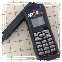 SPOT Satellite Phone