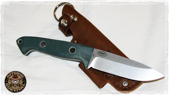 Benchmade Bushcrafter Knife